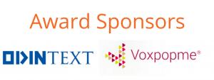 Award sponsors